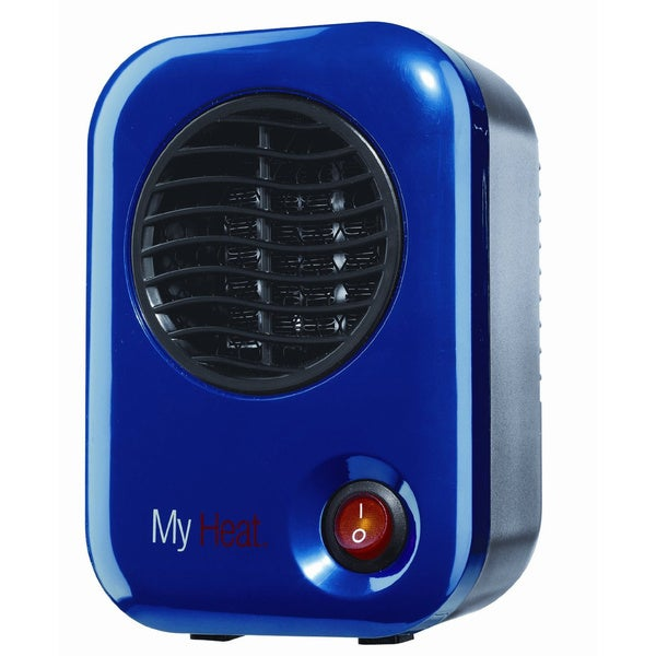 Lasko 102 Blue My Heat Personal Heater