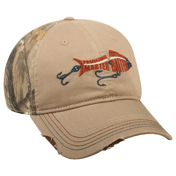 Professional Fisherman 'Master Baiter' Adjustable Hat