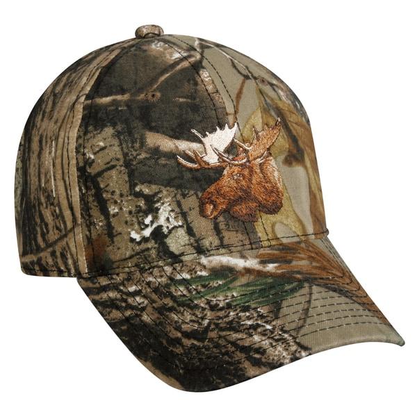 Realtree Camo Moose Adjustable Hat 10837372