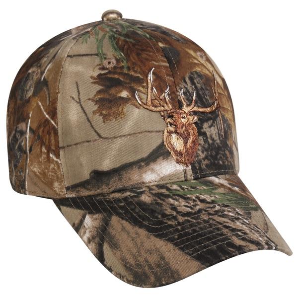 Realtree Camo Elk Adjustable Hat 10837377