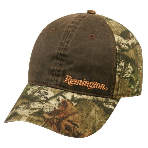 Remington Weathered Cotton Adjustable Hat