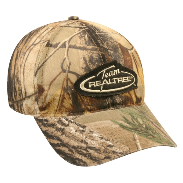 Team Realtree Mesh Crown Adjustable Hat