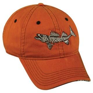 Bonefish Series Walleye Adjustable Hat