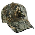 Ducks Unlimited Wax Camo Adjustable Hat