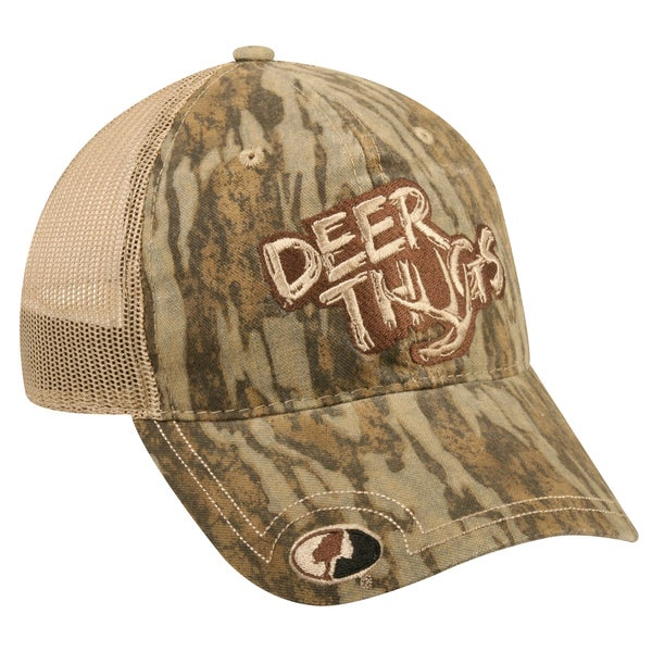 Mossy Oak Deer Thug Adjustable Hat