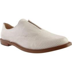 Women's BCBGeneration Brisk White Perf Leather