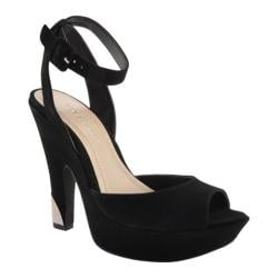 Women's BCBGeneration Nellie Black Kidsuede
