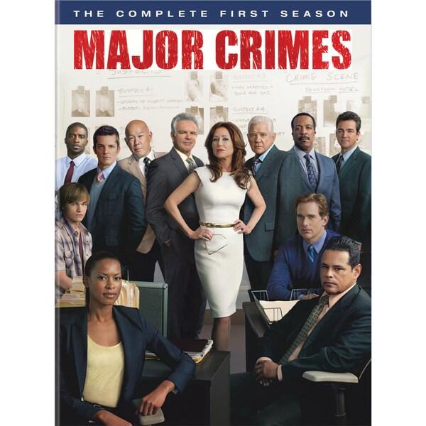 Major Crimes: The Complete First Season (DVD)