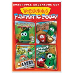 Veggie Tales: Funtastic Four (DVD)