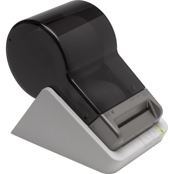 "Seiko Desktop Label Printer, 3.94""/Second, Serial Port"
