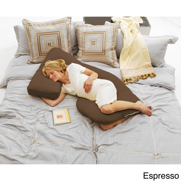 Today's Mom Cozy Cuddler Pregnancy Pillow (As Is Item)
