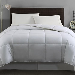 White Feather and Down Blend Comforter