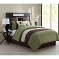 Hudson 8-Piece Reversible Comforter Set