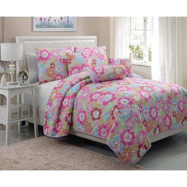 Cali 5-piece Quilt Set