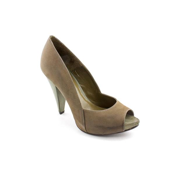 MIA Women's Limited Edition 'Cosmopolitan' Suede Peep-Toe Pumps