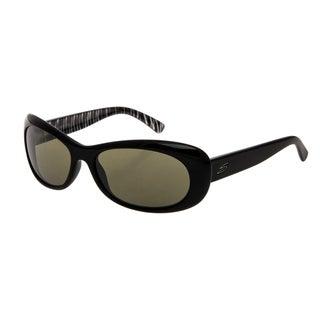 Serengeti Women's 'Bella' Zebra Sunglasses