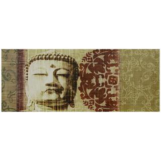 Buddha Bust Canvas Wall Art