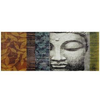 Buddha Statue Canvas Wall Art