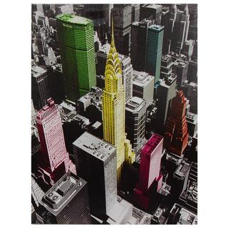 High-Lights of New York Canvas Wall Art