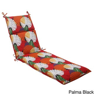 Pillow Perfect Outdoor Palma Chaise Lounge Cushion