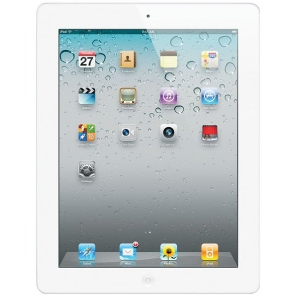 "Apple iPad 2 MC979LL/A 9.7"" 16 GB Tablet - Wi-Fi - (Refurbished)"