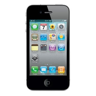 Apple IPhone 4 16GB Verizon CDMA Cell Phone