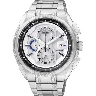 Citizen Men's Eco-Drive Titanium Watch