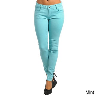 Stanzino Junior's Colored Skinny Pants