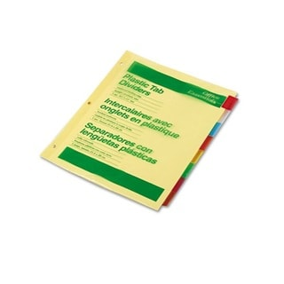 Avery Office Essentials Insertable Letter Tab Index Divider Set (Pack of 8)