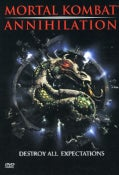 Mortal Kombat:Annihilation (DVD)