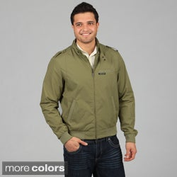 Members Only Men's Iconic Racer Zip-Front Jacket