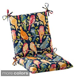 Pillow Perfect Ash Hill Polyester Squared Outdoor Chair Cushion