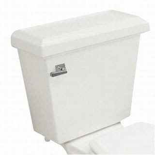 Town Square White Toilet Tank Cover