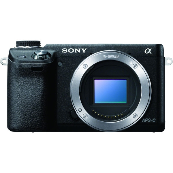 Sony Alpha NEX-6 Mirrorless Digital Camera (Body Only)