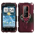 MYBAT Heart Rock Sparkle Case for HTC EVO 3D/ EVO V 4G