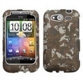 MYBAT Lizzo Camo/ Yellow Case for HTC Wildfire S GSM/ CDMA