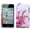 MYBAT Spring Flowers Case for Apple iPod Touch Generation 4
