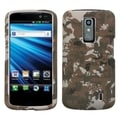 MYBAT Lizzo Camo/ Yellow Case for LG P930 Nitro HD