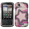MYBAT Twin Stars Diamante Case for Motorola Droid Pro XT610