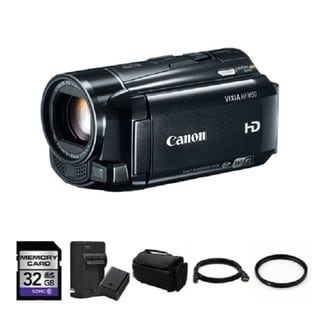 Canon VIXIA HF M50 Full HD Camcorder Bundle