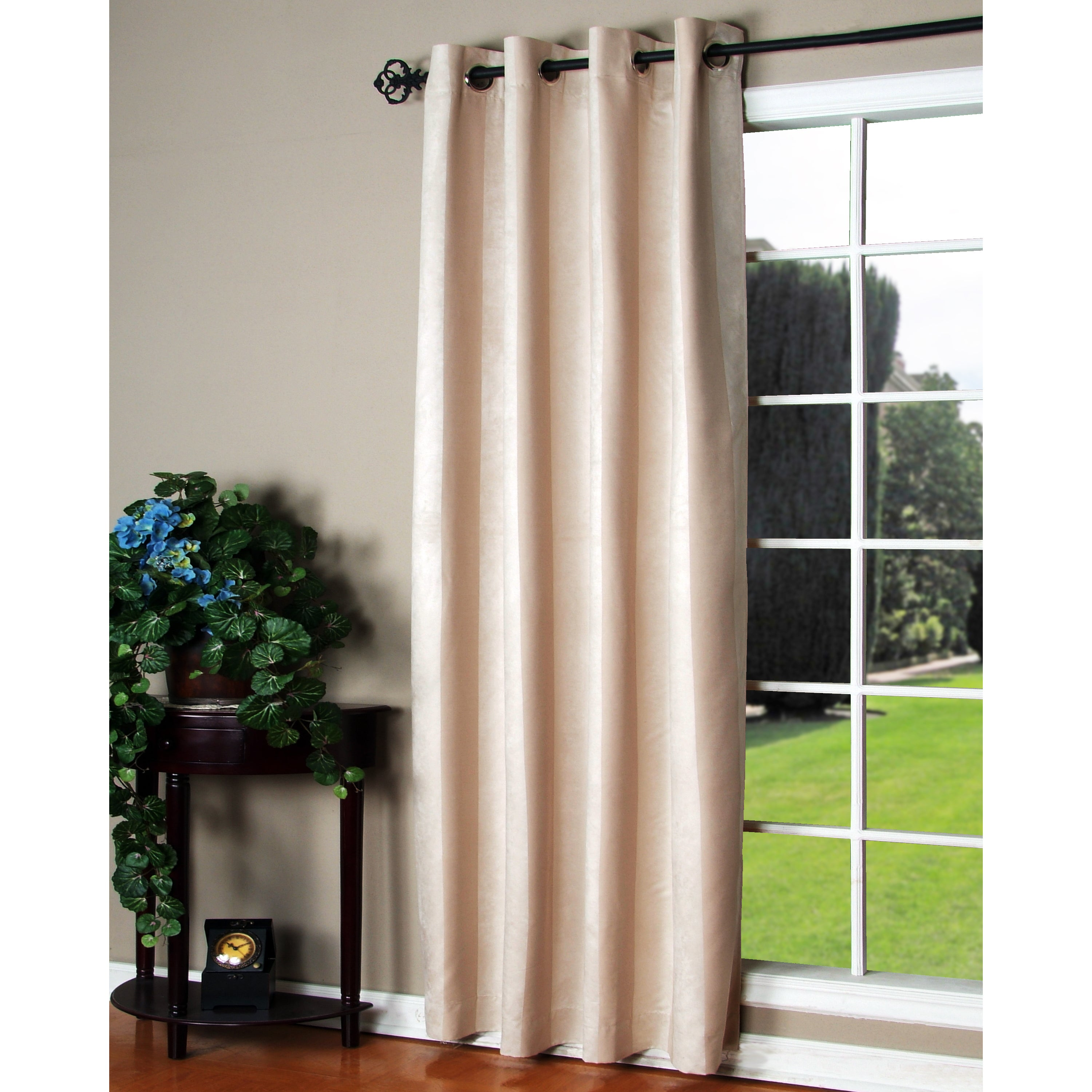 Habitat Manhattan Striped 84-inch Curtain Panel Pair at Sears.com