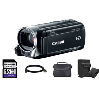Canon VIXIA HF R30 Full HD Camcorder Bundle