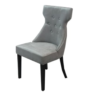 Classic Light Grey Parson Dining Chair (Set of 2)