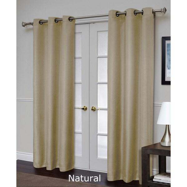 ATI Home Residence Villamora Blackout 84-inch Curtain Panel Pair