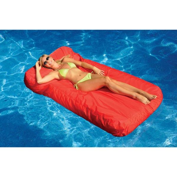 Swimline Sunsoft Inflatable Pool Lounger Overstock