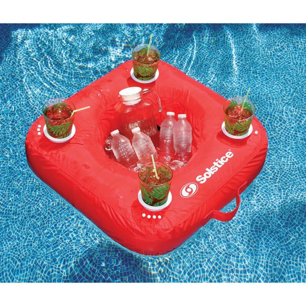 Swimline Sunsoft Drink Caddy