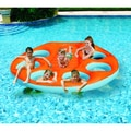 Swim Time Party Island Inflatable Raft