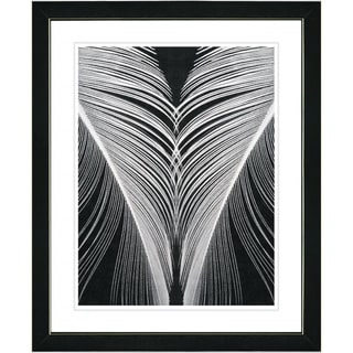 Studio Works Modern 'Salome II' Framed Print