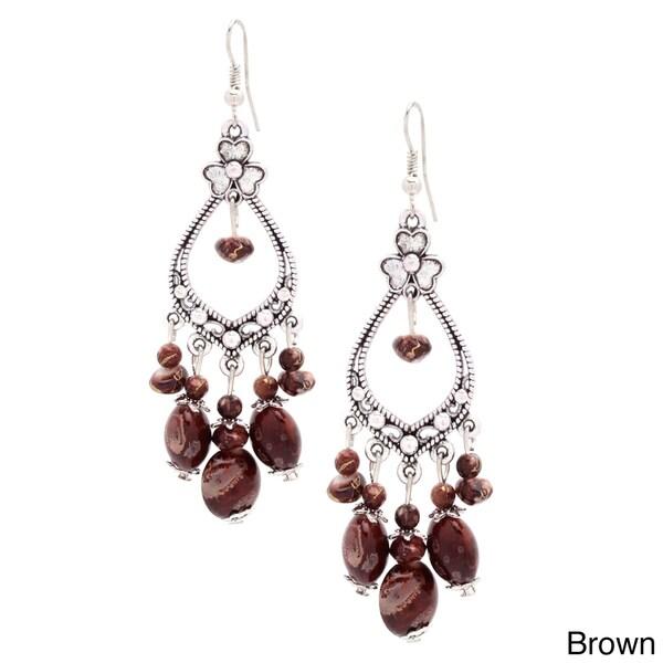 Clover Chandelier Earrings