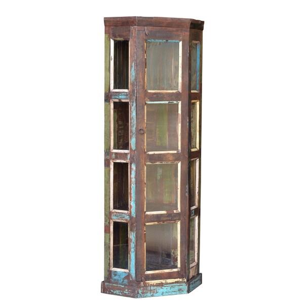 Kosas Home Kev Curio Cabinet
